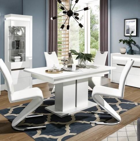 Stoly I Krzesla Do Salonu Najpiekniejsze Propozycje Salony Agata