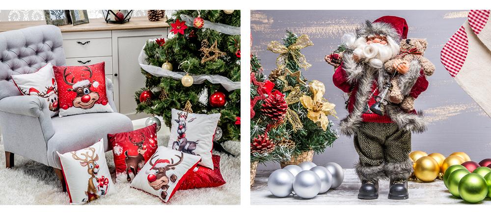Najmodniejsze świąteczne Dekoracje Salony Agata