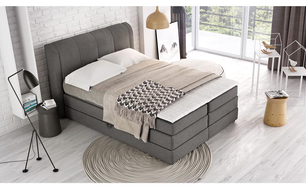 Inspiracje Jakie łóżko Do Nowoczesnej Sypialni Salony Agata
