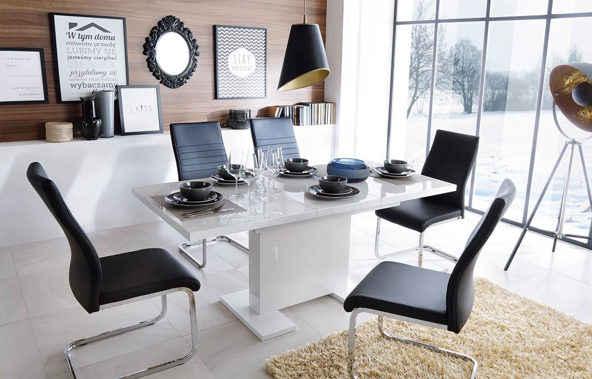 Najmodniejsze Stoly I Krzesla Do Jadalni Salony Agata