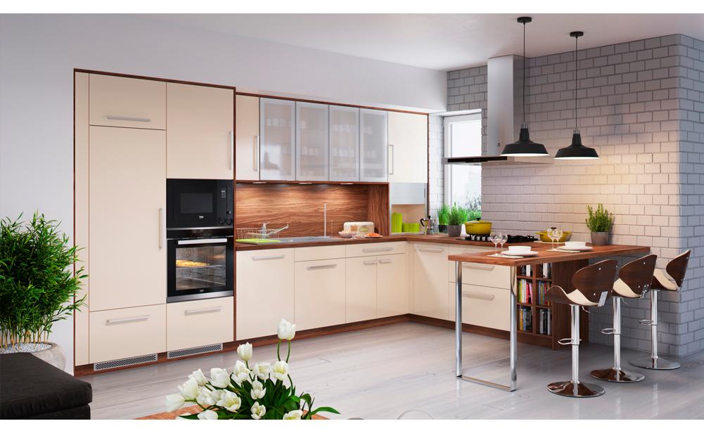 Kuchnia zabudowana czy otwarta salony agata for Polaczenie kuchni z salonem