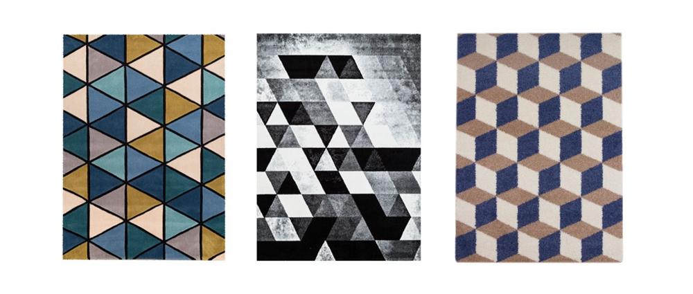 Geometryczne Dodatki Do Domu Salony Agata