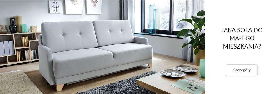 jaka sofa do ma�ego mieszkania salony agata