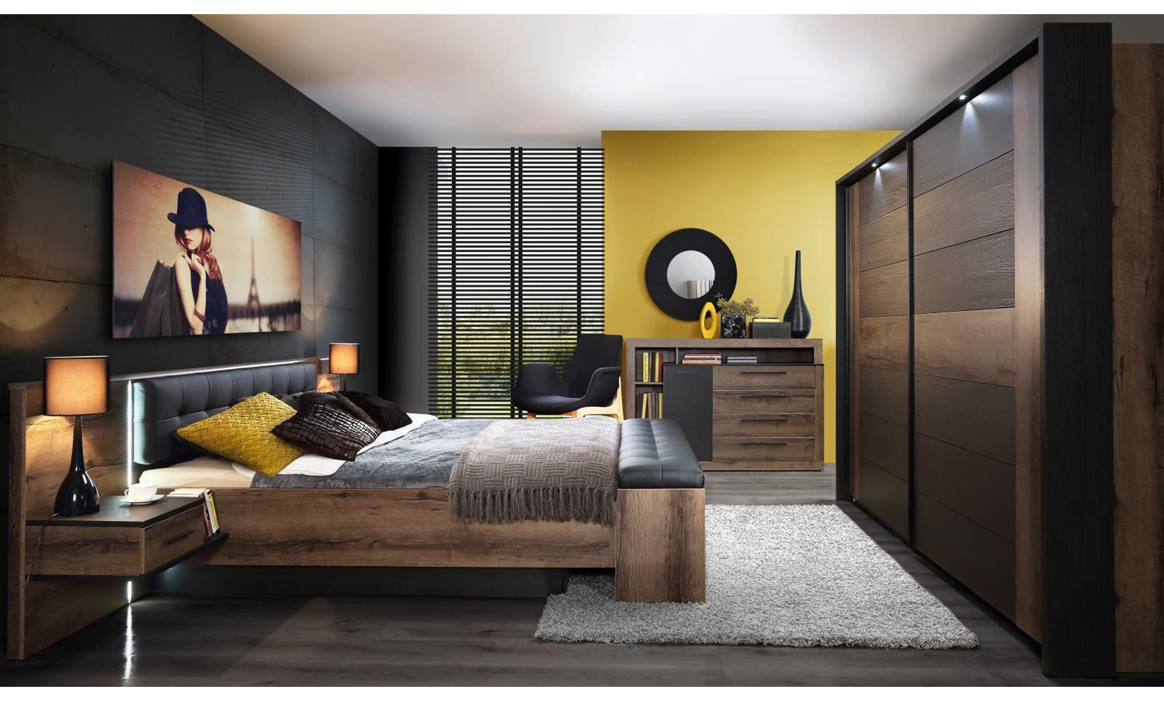 Jak Urządzić Małą Sypialnię Inspiracje Oraz Aranżacje