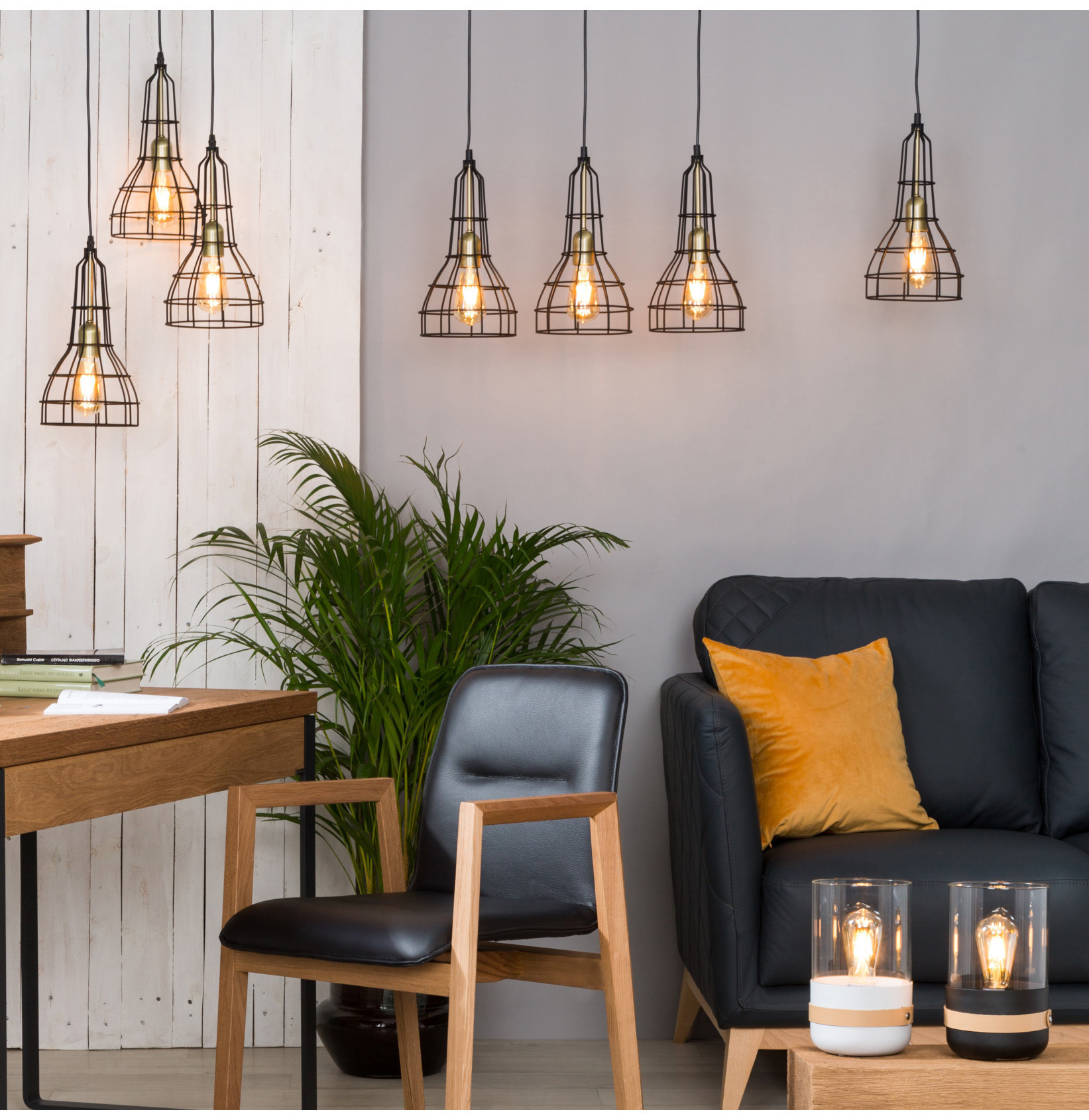Lampy W Industrialnym Stylu Salony Agata