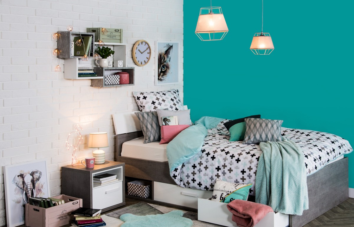 lampy wiszące do pokoju nastolatki