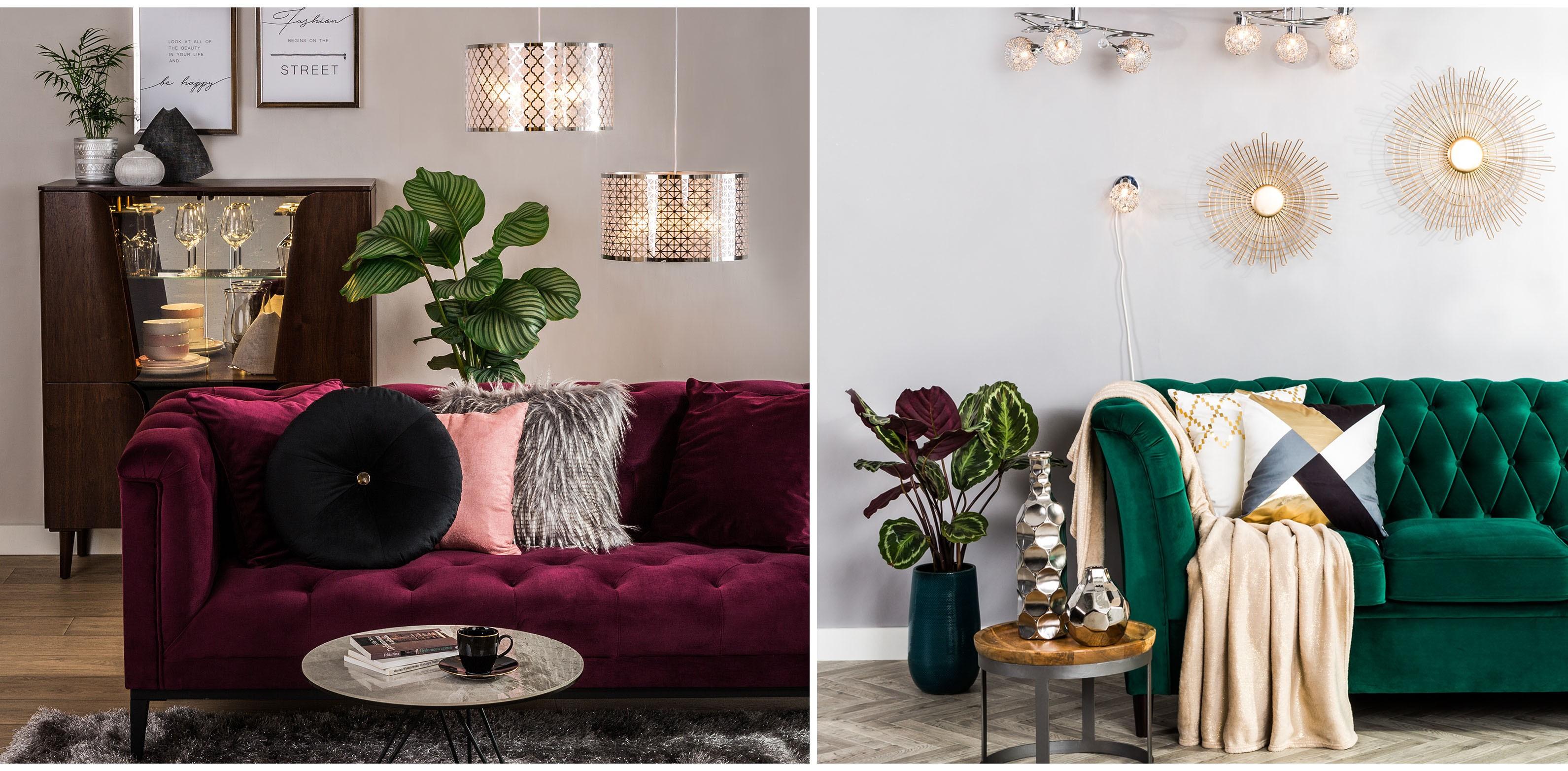 Lampa, która odmieni wnętrze | Salony Agata