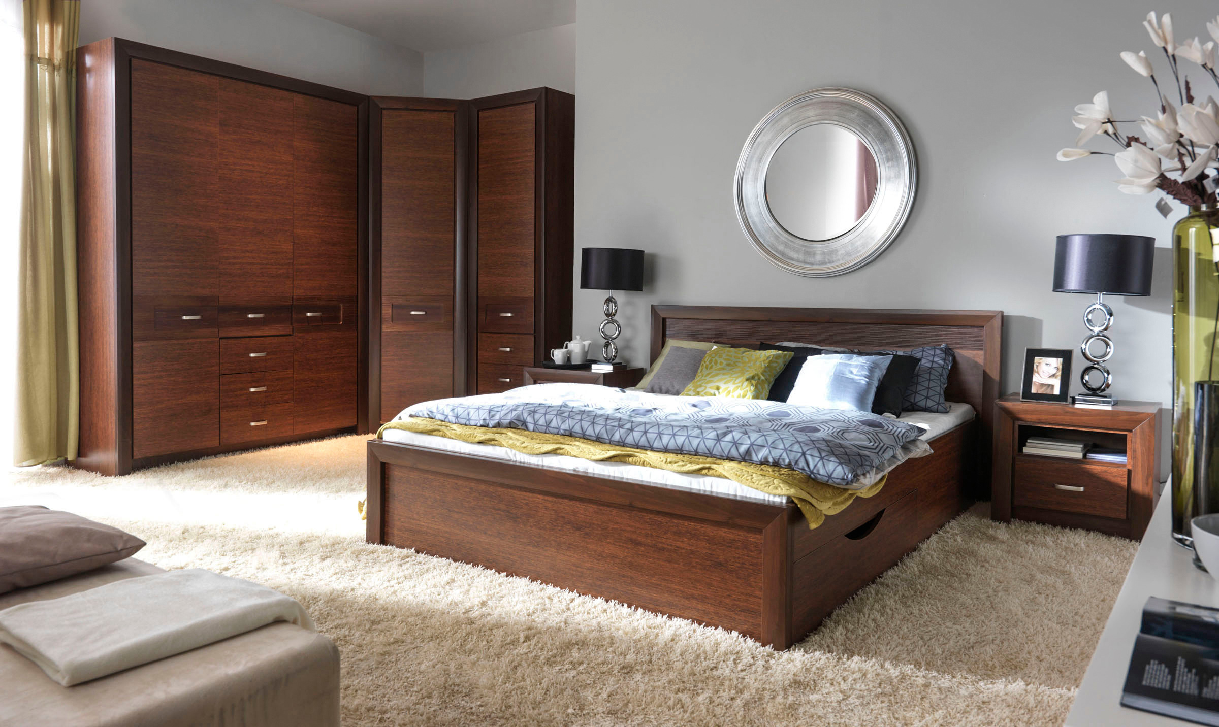 Sypialnia agata meble