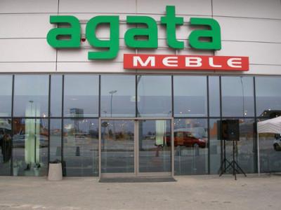 naše prodejny agata sa