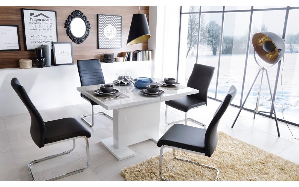 Najmodniejsze Stoły I Krzesła Do Jadalni Salony Agata