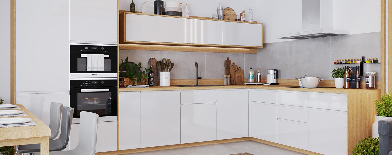 Modułowa Kuchnia Qubik Salony Agata