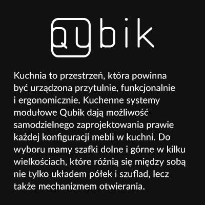 Modulowa Kuchnia Qubik Salony Agata