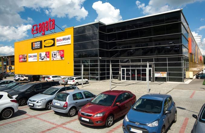 Katowice Salon Meblowy Agata