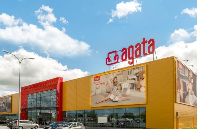 Znany Częstochowa - salon meblowy Agata KP-82