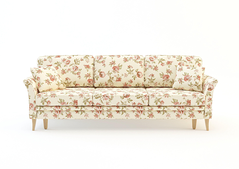 Juliett sofa 3dl z funkcj tkanina rose16 d b woskowany for Sofas t dos opiniones
