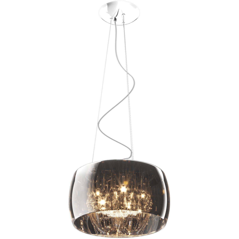 p007605l crystal lampa wisz�ca oświetlenie salon