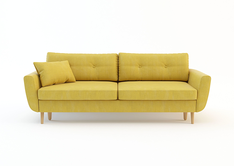 harris sofa 3 os z funkcj� tkanina cosmic120d�b woskowany