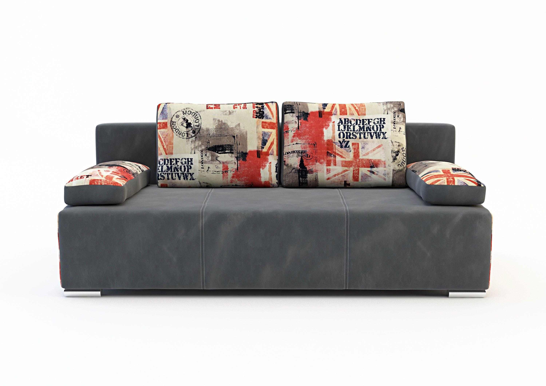 alma sofa 3 dl z funkcj� tkanina casablanca2315flaga gba