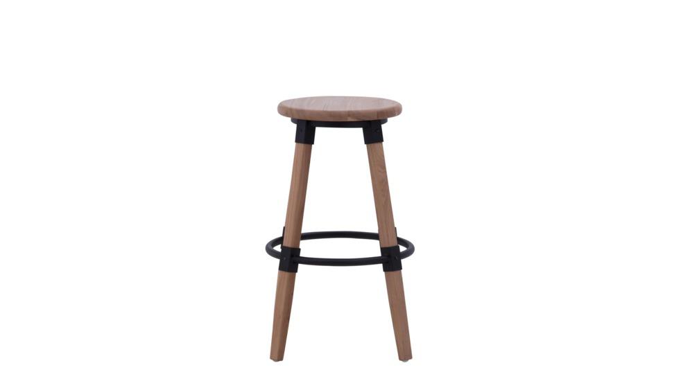 Krzesło barowe MORICA