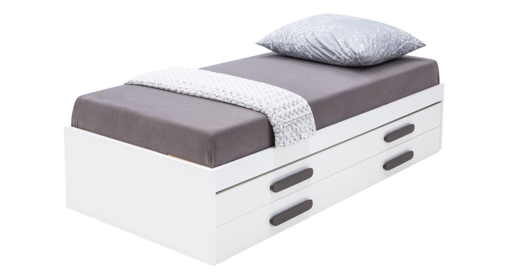 Replay łóżko Górne Z Materacem Rp 18 Biały