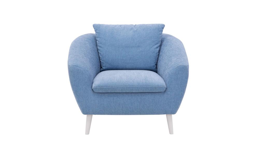 Fotel wypoczynkowy FLORA