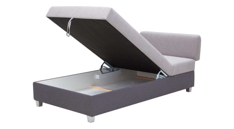 Odi New łóżko Tkanina Memory14flash17