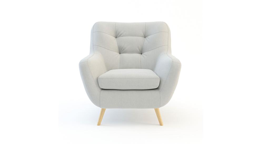 Fotel wypoczynkowy SCANDI