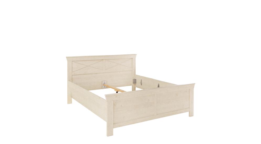 Łóżko KASHMIR 160x200 cm