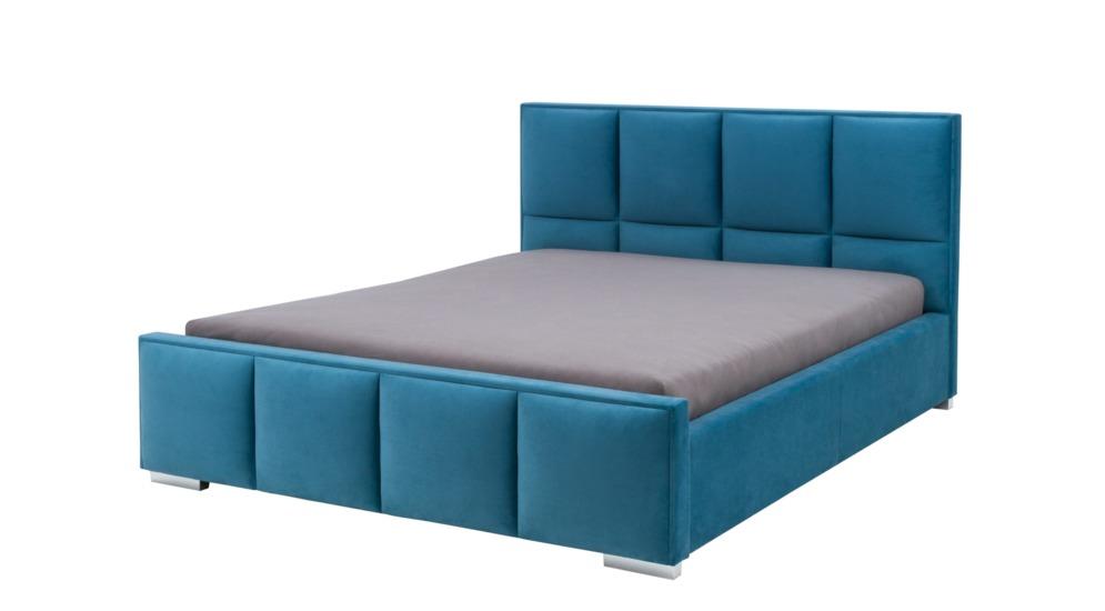 Fabrizzio Squere łóżko Z Pojemnikiem 160200 Comfort Line Amore66tworzywochrom 5cm