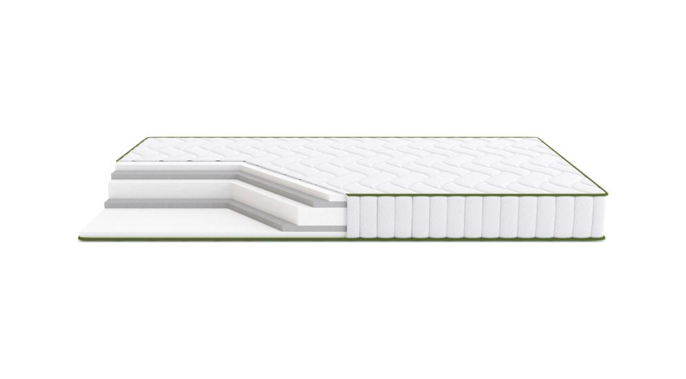 Materac OLCHA VELVET GREEN 80x200