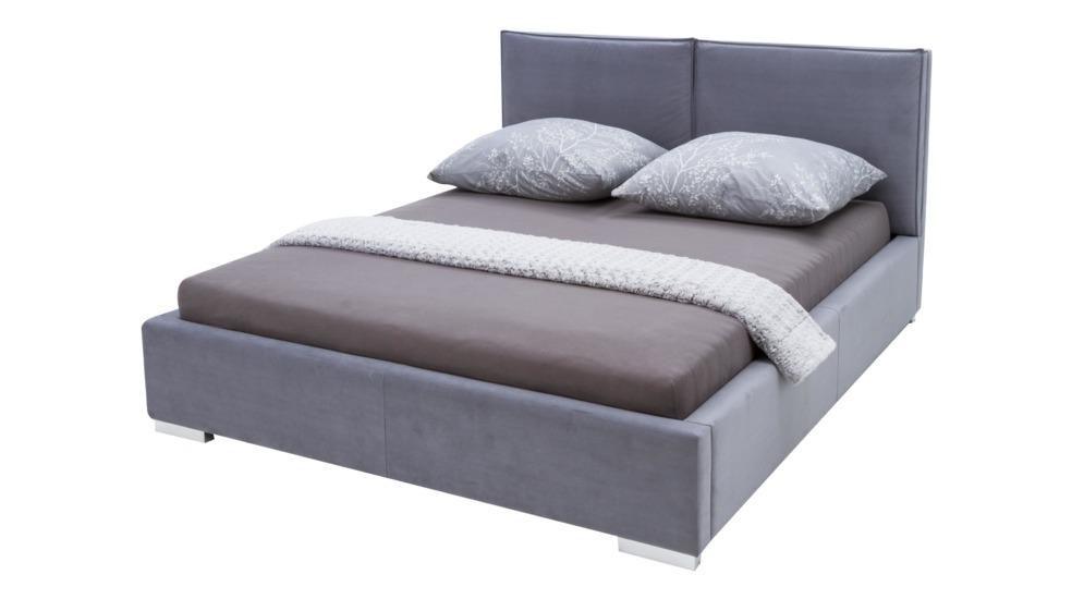 Pillow łóżko Z Pojemnikiem 160200 Comfort Line Casablanca2314tworzywochrom 5cm