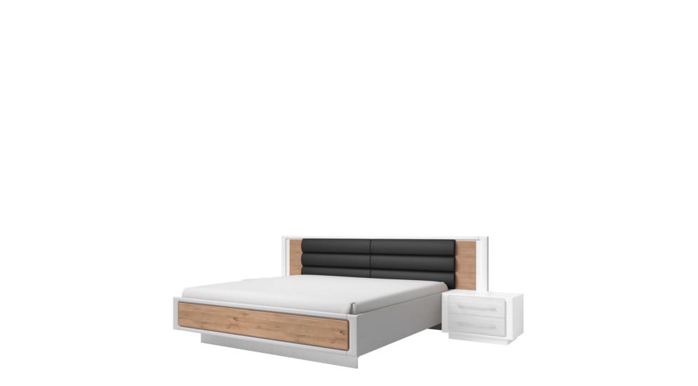 Łóżko ELBA 50EWLB52 160x200 cm