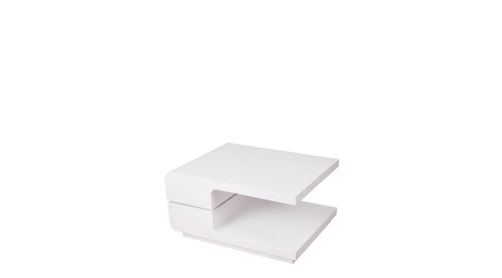 Kook ława 16 062 Biały Połysk