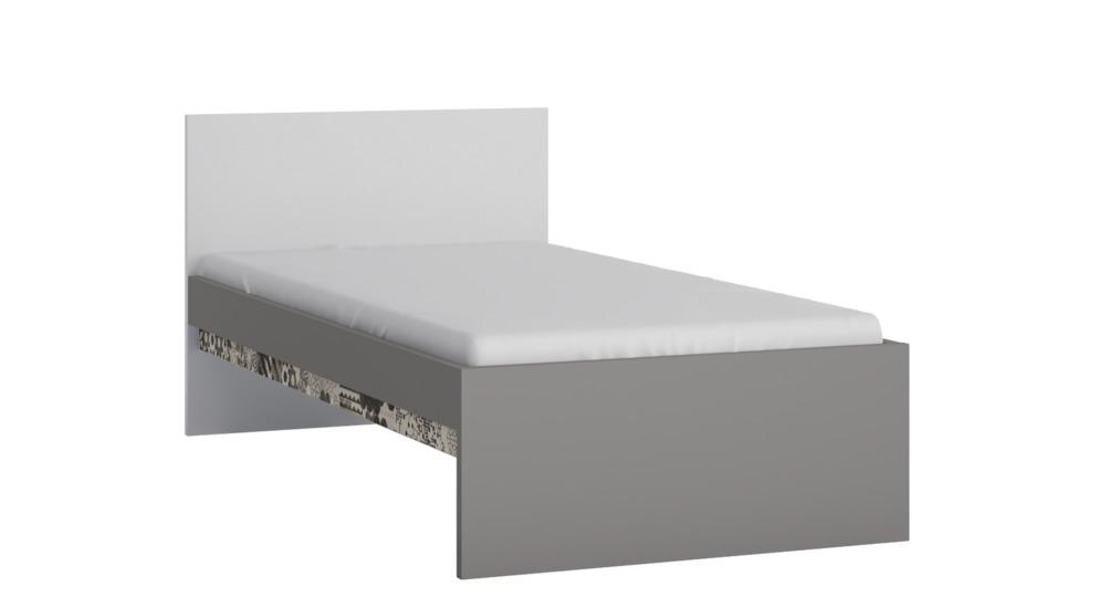 Łóżko LASER LASZ01A