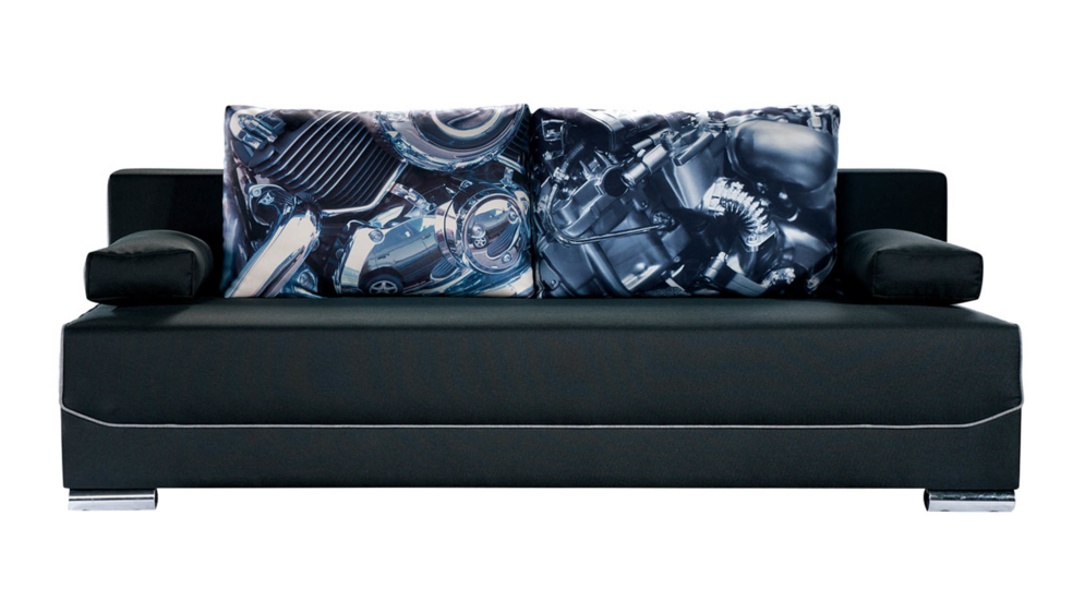 Sofa LIVE 3 osobowa, rozkładana