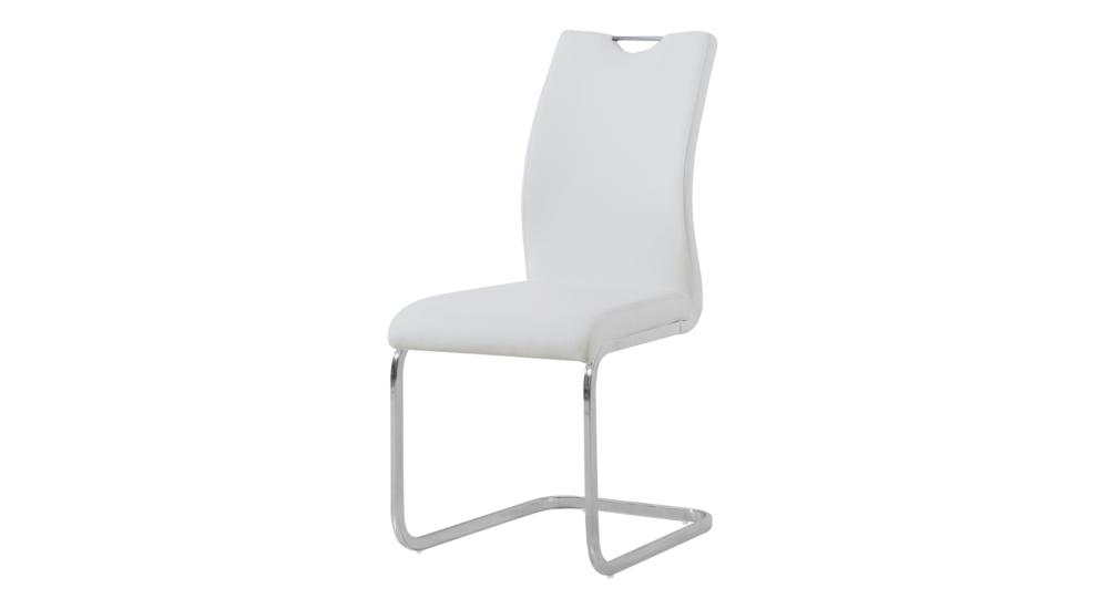 Batik Krzesło Vd1468 25 Ekoskóra Zh004 Białachrom