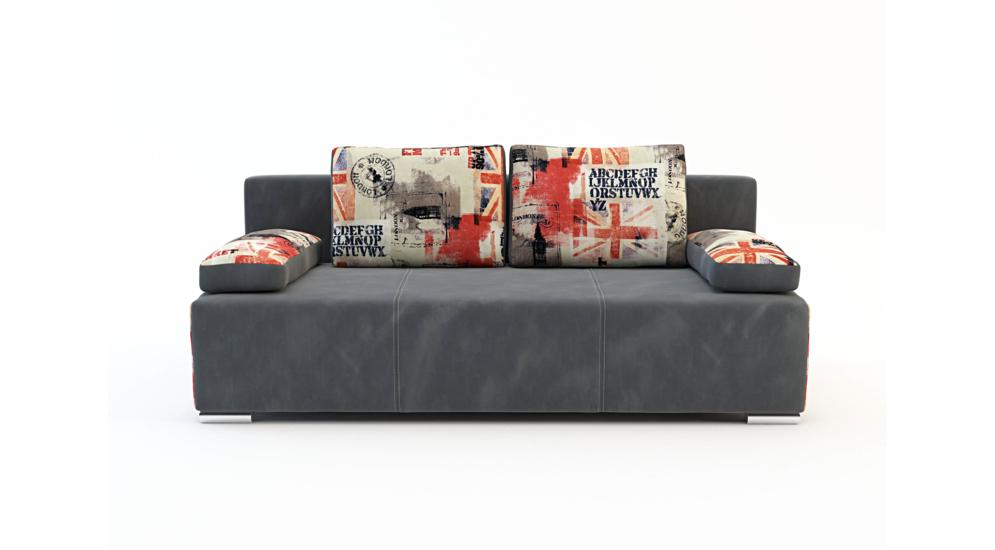 Sofa ALMA 3 osobowa, rozkładana