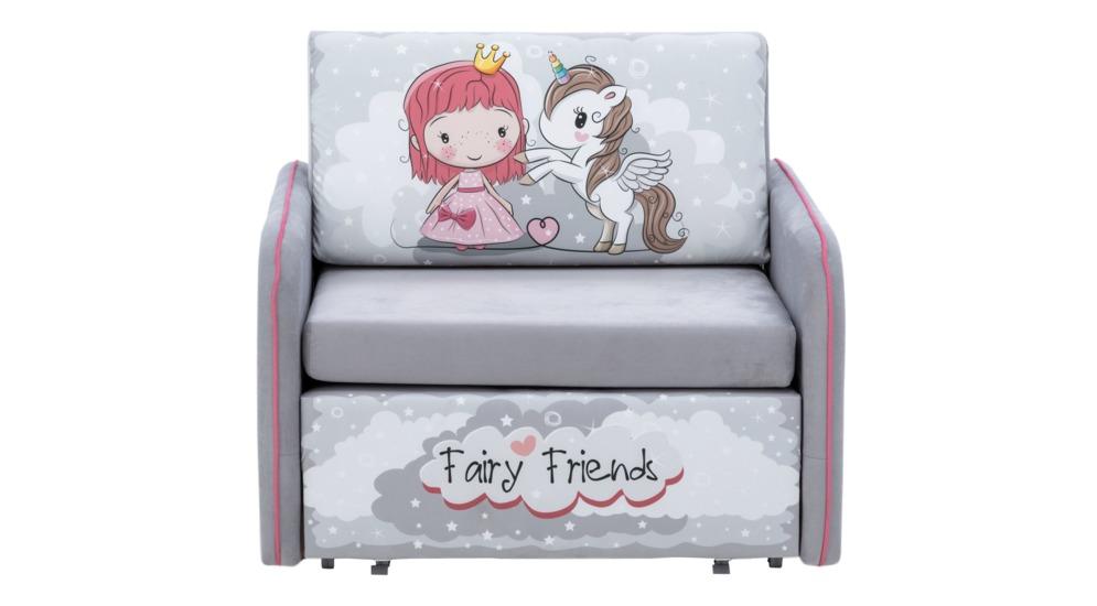 Sofa FRIENDS 1 osobowa, rozkładana