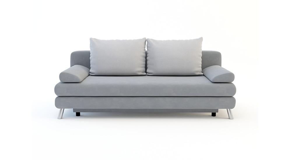 Carmen Ii Sofa 3 Os Z Funkcją Tkanina Trinity14luxor2789chrom