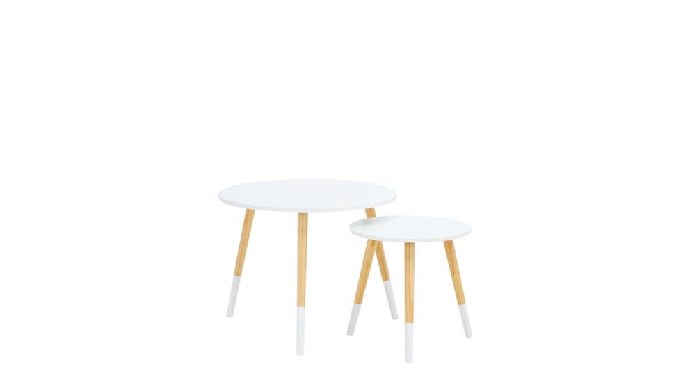 Komplet stolików SKAT