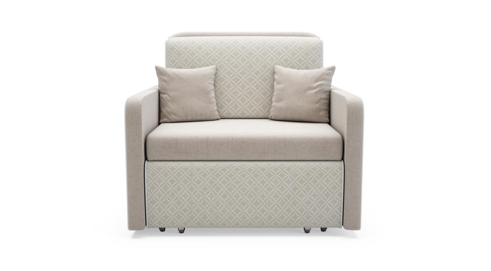 Sofa BASIA BIS 1 osobowa, rozkładana