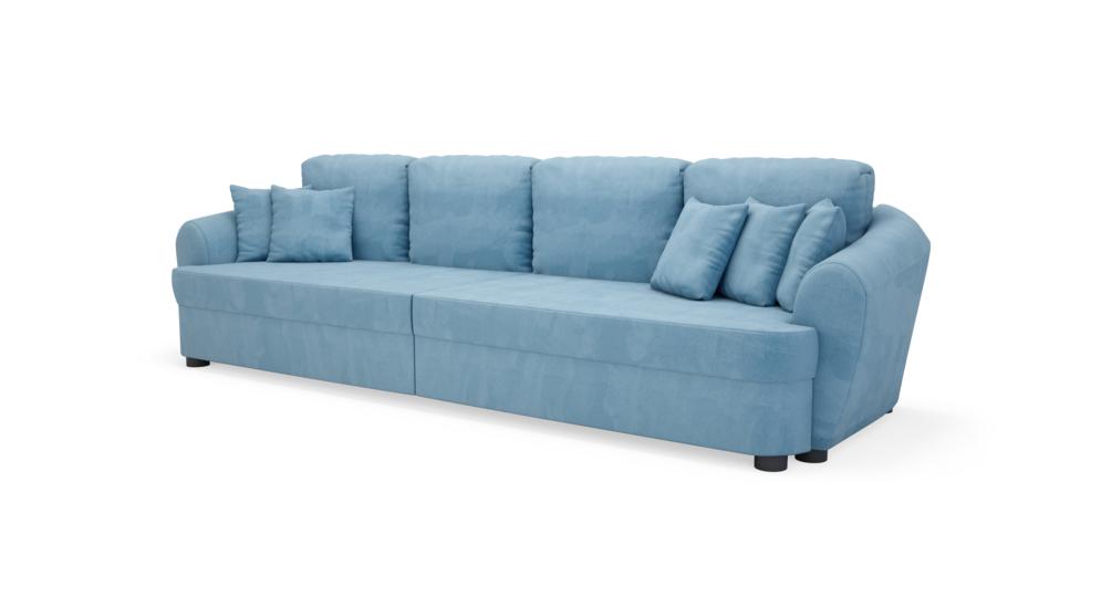 Big Sofa 4 Os Z Funkcją 2fbal 2fbar Tkanina Alfa14bis11