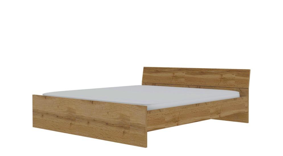 Tahoe łóżko 160 Bez Materaca I Stelaża Ta24160 Dąb Wotan