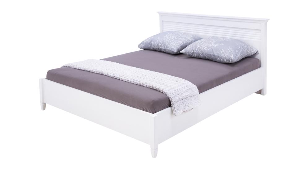 Łóżko EMPERIO 160 z oświetleniem