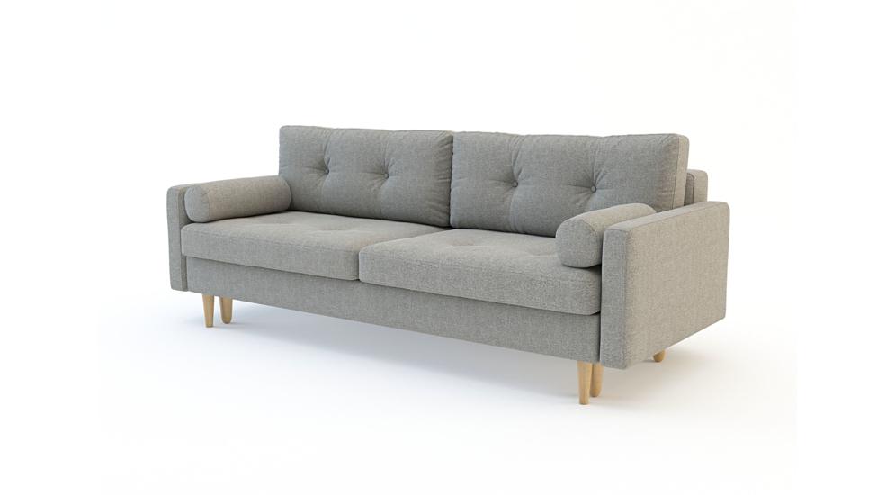 Sofa Pure 3 Osobowa Rozkładana Salony Agata