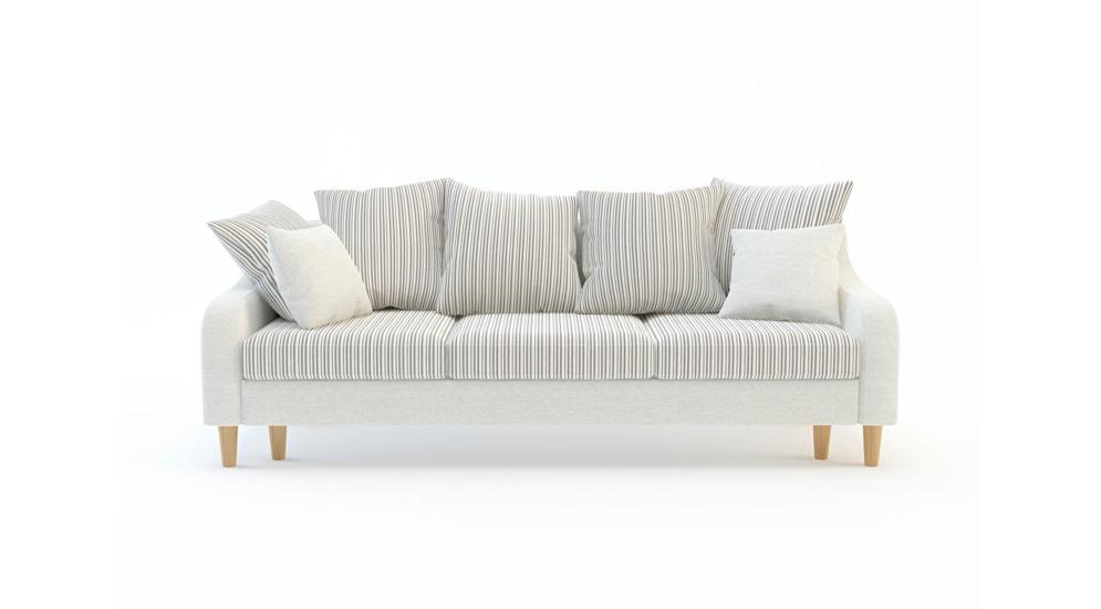 Sofa BENITO 3 osobowa, rozkładana