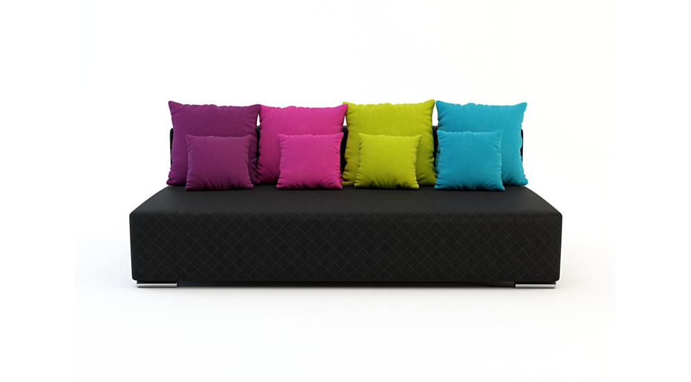 Sofa INES 3 osobowa, rozkładana