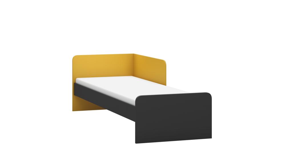 Łóżko GRAFFITI