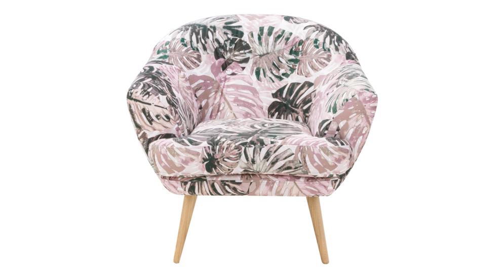 Fotel wypoczynkowy MILA