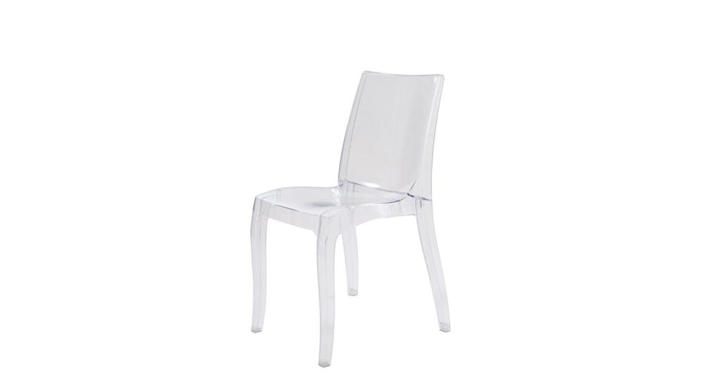 Krzesło CRISTAL LIGHT